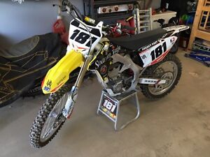 2011 RMZ 450 Fuel Injected