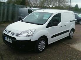 Citroen Berlingo Enterprise HDi DIESEL MANUAL 2014/64