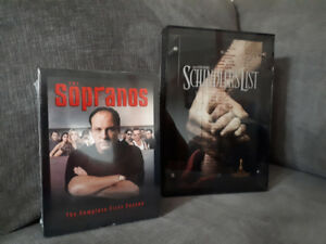 Sopranos first season dvds new
