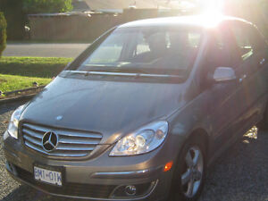 2007 Mercedes-Benz  b 200 will take trade + cash