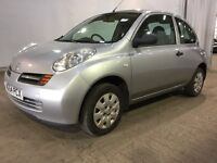 Nissan Micra 1.2•super low miles•immaculate•10 stamps• polo fiesta corsa clio ka punto