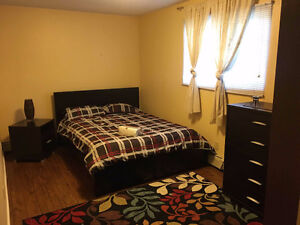 WETASKIWIN FULLY FURNISHED SPACIOUS 2 BEDROOM W/ BALCONY