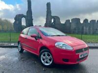 2009 Fiat Grande Punto 1.2 Active 3dr HATCHBACK Petrol Manual