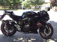 Hyosung GT250R NEED GONE THIS WEEK**