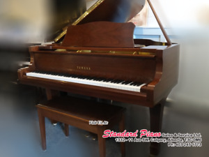 Used Locally Yamaha Piano, NOT Imported GRAY MARKET Piano