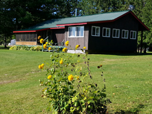 1 acre Ottawa River front Cottage for Sale