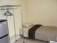 * DOWNTOWN * FURNISHED RM * UTILITIES INCLUDED * AVAILABLE