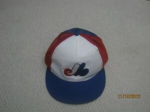 Montreal Expos Baseball Cap, from 1980's