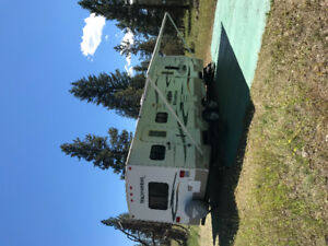 Wilderness Travel Trailer  -29'