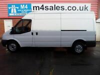 Ford Transit 350 LWB M/R FWD WITH A/C 125PS