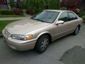 1997 Camry XLE