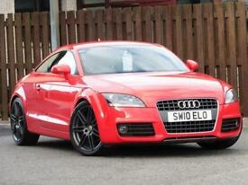 2010 AUDI TT 2.0TFSI S LINE SPECIAL EDITION COUPE PETROL