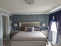 Painting and Wallpaper services tax free, experienced, insured