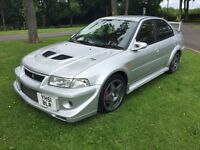 2001 Mitsubishi Lancer evolution 6.5 Tommi Makinen Edition Tme evo