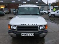 Land Rover Discovery 2.5Td5 ( 5 st ) Td5 GS (5 seat) 4X4 JEEP SPARES OR REPAIRS