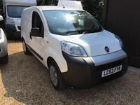 FIAT FIORINO 16V MULTIJET price reduced was £5730, now £5110, White, Manual, D