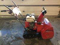 Honda Snowblower HS80