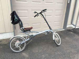 Recumbent Bicycle For Sale