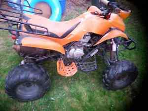 2011 Gio Beast 200,  4 Wheeler for Parts or Repair
