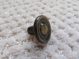 Vintage brass cabinet drawer pull handles and knob Gatineau Ottawa / Gatineau Area image 4