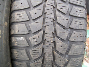 205/65/R16  95S  SNOW TIRES FOR SALE