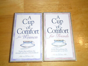 Books Both $10 A Cup of Comfort for Women: Stories that celebrat