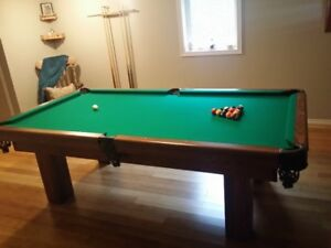 Dufferin Pool table for sale