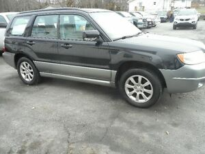 2007 Subaru Forester tax included SUV, Crossover