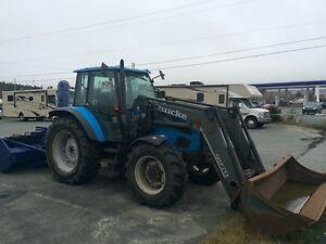 2009 Landini Vision 95 Tractor