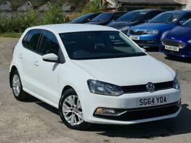 2014 Volkswagen Polo 1.0 BlueMotion Tech SE (s/s) 5dr