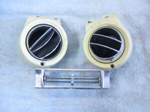 1967 - 72 Chevrolet GMC Blazer Jimmy air conditioning vents