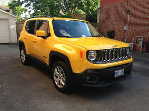 2015 Jeep Renegade SUV, Crossover