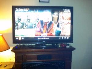 LG 50 Inch Flat Panel TV