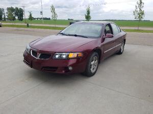2002 Pontiac Bonni 3.8LTR