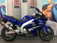 YAMAHA YZF600R THUNDERCAT DELIVERY ARRANGED P/X WELCOME HPI CLEAR