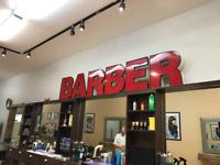 Barber & stylish