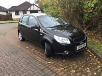 Great AUTOMATIC 2008 Chevrolet Aveo 1.4 petrol, 12 MONTHS MOT