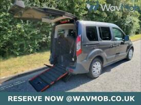 image for 2016 Ford Tourneo Connect Euro 6 5 Seat Auto Wheelchair Accessible Disabled Acce