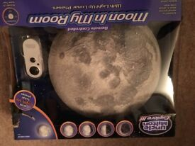 Moon in my Room illuminated nightlight