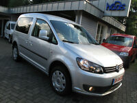 Volkswagen Caddy 2.0 TDI 4MOTION  Privacy SIH PDC RCD510