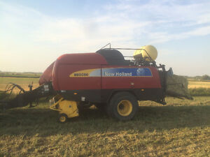 New Holland BB9080 Large Square Baler