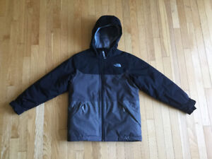 The North Face Boys' Brayden Insulated Winter Jacket - size M