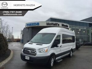 2017 Ford Transit-250 148 WB Hi Roof Cargo  -  Power Windows