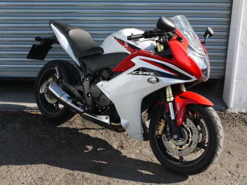 honda cbr 600 fa b ex police motor bike low mileage sports