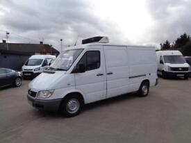 MERCEDES-BENZ SPRINTER 2.2TD | MWB | FRIDGE / FREEZER | NO VAT | 2004