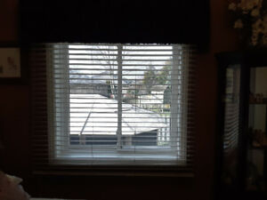 3 Window blinds. Heavy duty.  $75.00 OBO.