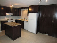 ALL INCLUSIVE! Bright, Clean and Modern 2 Bdr + Den