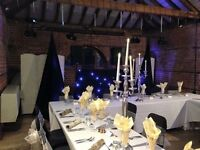 BOOKINGS TAKEN FOR CHRISTMAS, NEW YEARS EVE & 2017!