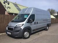 Peugeot Boxe L4 H3 435 2.2HDi 130**1 OWMER FROM NEW**SERVICE HISTORY*