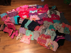 5-6 toddler lot over 55 items